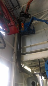 Welded Pipe Installation