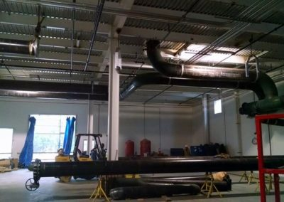 INSTALLATIONS PIPE