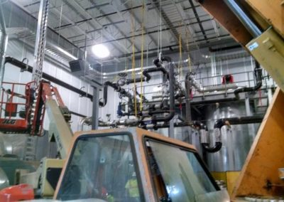 PIPE WORK INSTALATION