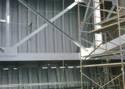 Structural Erection - Overhead 1