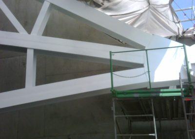 Structural Erection - Overhead 3
