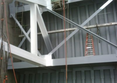 Structural Erection - Overhead 4